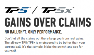 Discover the new TP5 & TP5X from TaylorMade