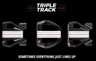 Odyssey Triple Track technology