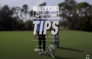 Jon Rahm How to Hit a Draw & Fade With SIM Driver